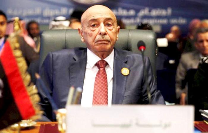 Libyan Parliament Speaker Slams Sarraj Initiative, Doubts Government's Legality