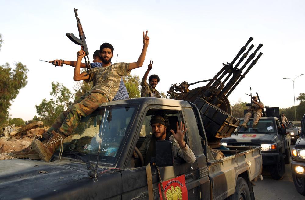New Benghazi Battles Leave 12 Dead