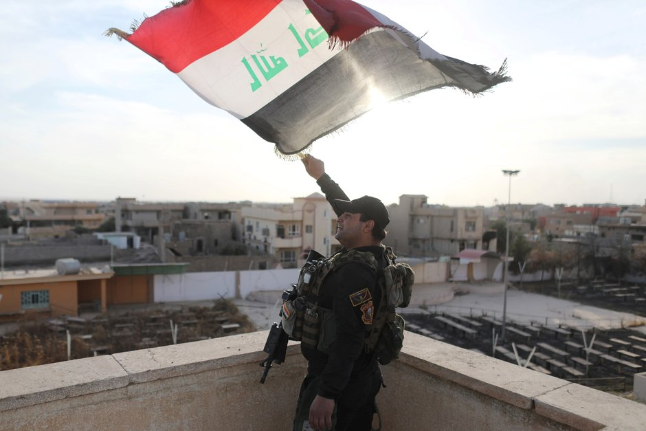 Liberation of Mosul, Return of Iraq