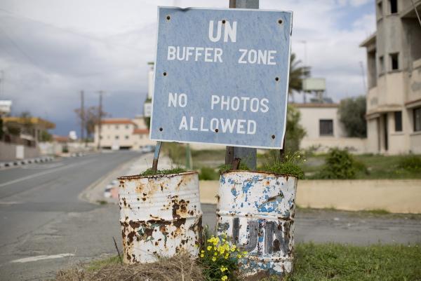 UN Chief, US Vice President Urge Cyprus Peace Deal
