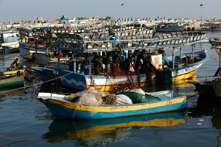 Palestinian Government Forms Team to Demarcate Maritime Borders