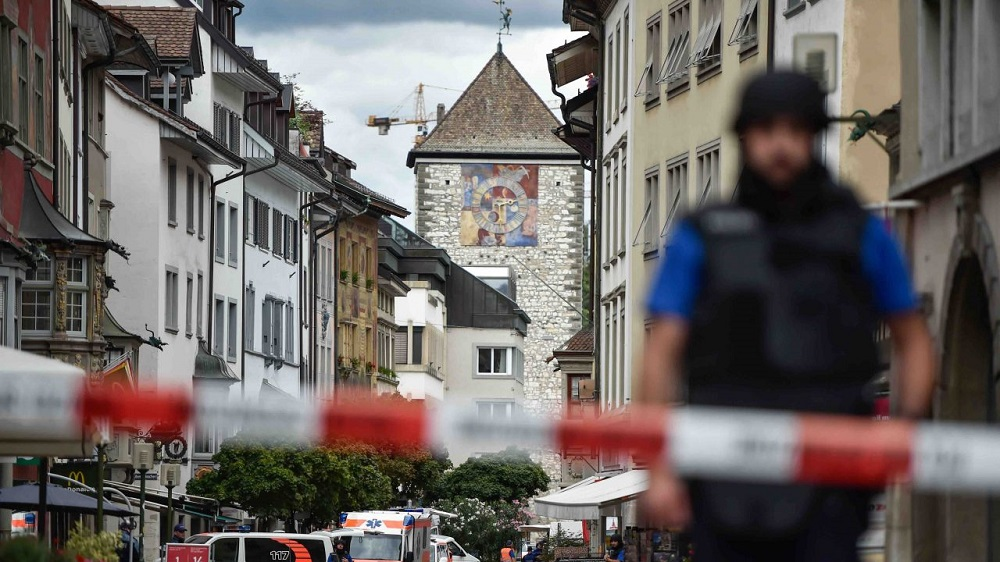 Hunt Still on for Swiss Chainsaw Attack Suspect