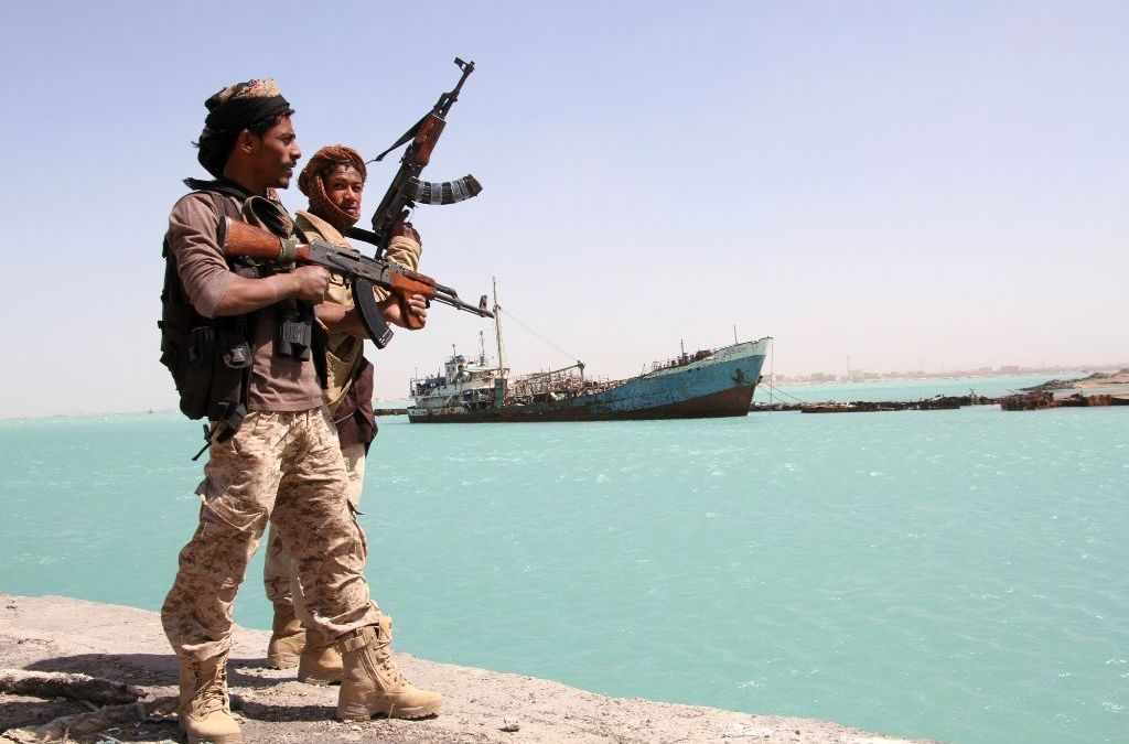 Houthis Wage Non-Traditional War in Bab al-Mandab Fueled Booby-Trapped Boats