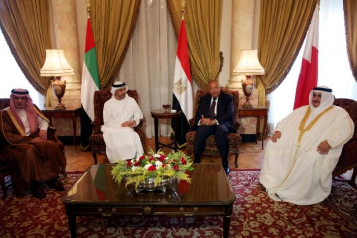 Gargash: Qatar's Crisis Will Go On