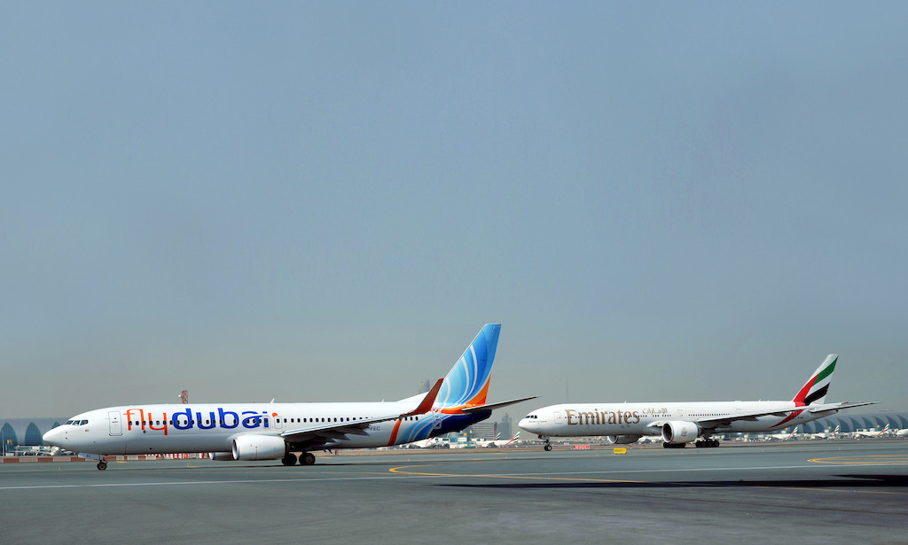 Partnership between Emirates, FlyDubai to Expand Scope, Accelerate Growth