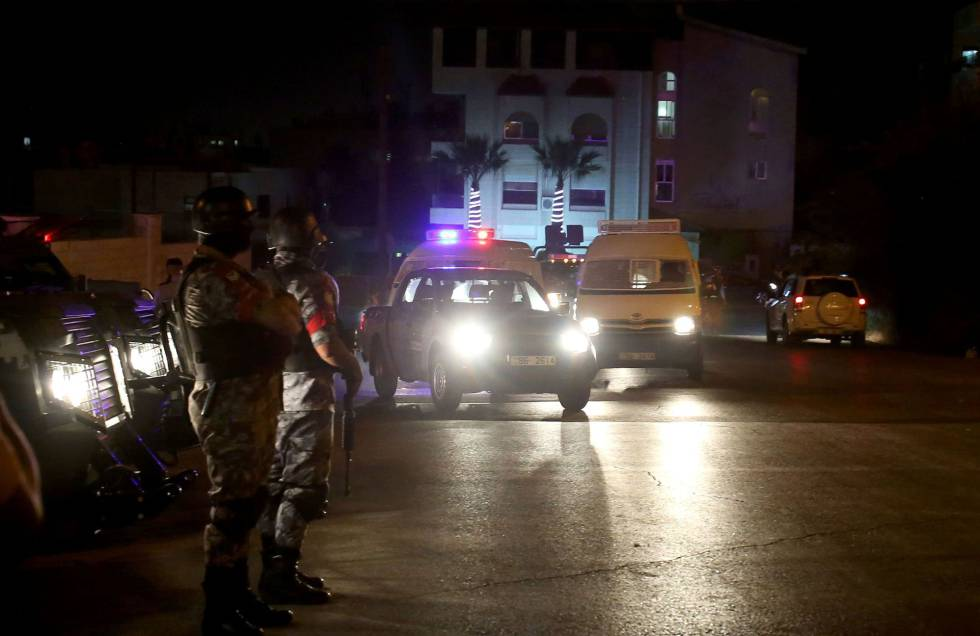 Israel Evacuates Employees from its Jordan Embassy Following Shooting