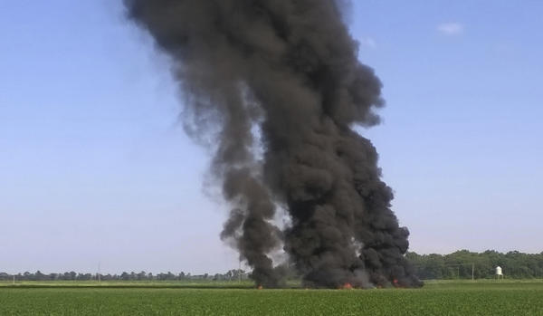 16 Killed in Mississippi Military Plane Crash