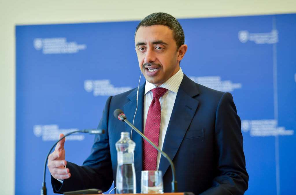 UAE: We Will Say 'Goodbye' if Qatar Rejects our Alliance