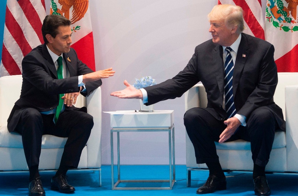 Mexico President Hopes US Relations Will Focus on 'Positive Ends'