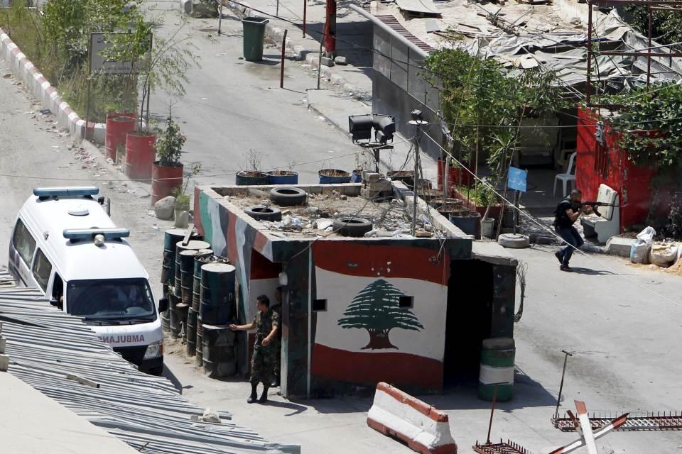 Lebanon Army Arrests Top Palestinian Terror Suspect