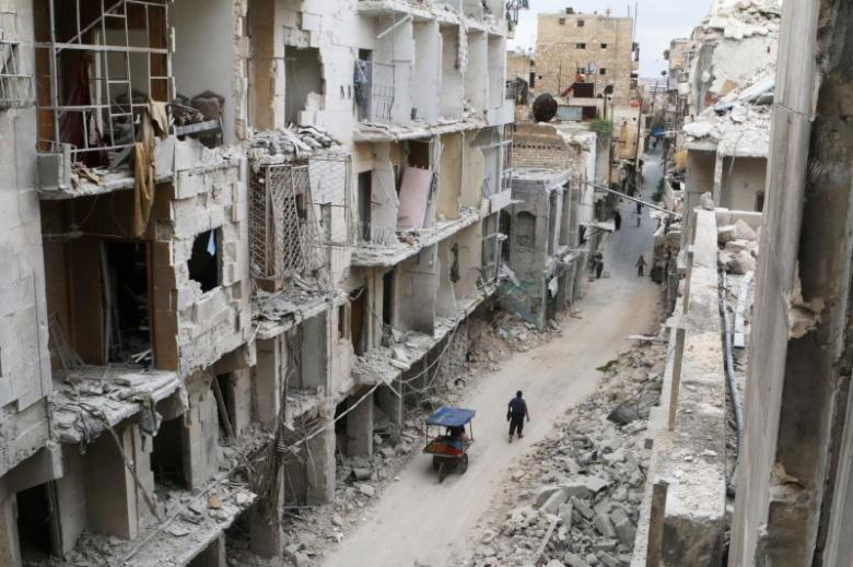Syria: Is It Over?
