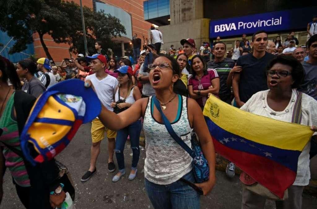 Venezuela Opposition Hails Poll as Blow to Maduro, Plots 'Zero Hour'