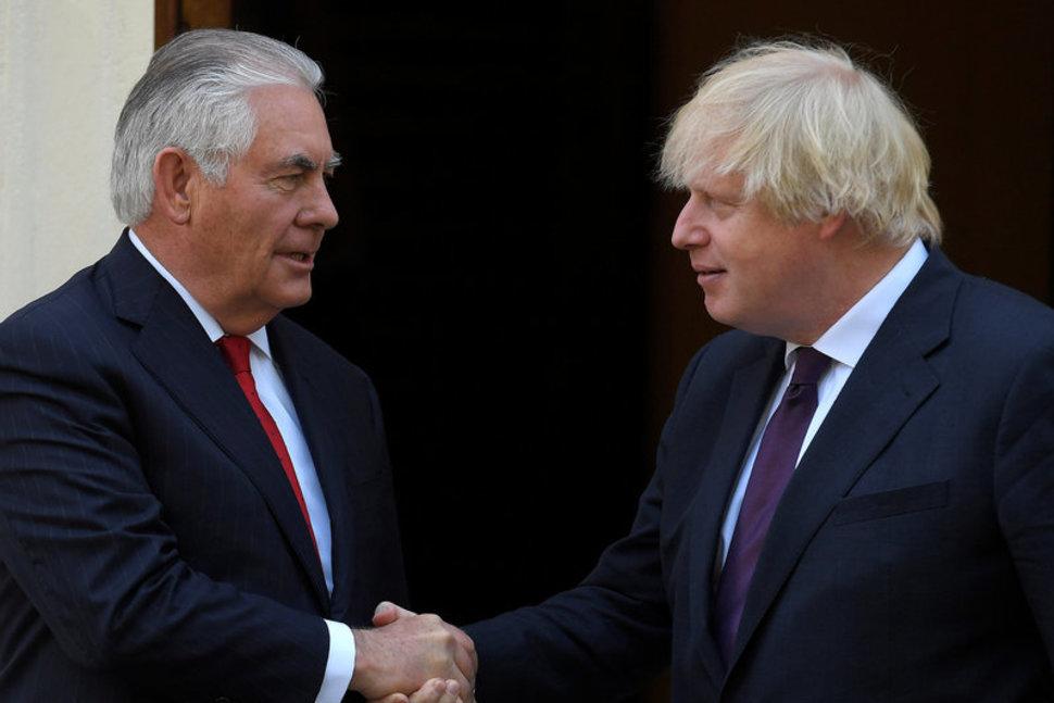 New British-US Efforts to Solve Qatar'sCrisis