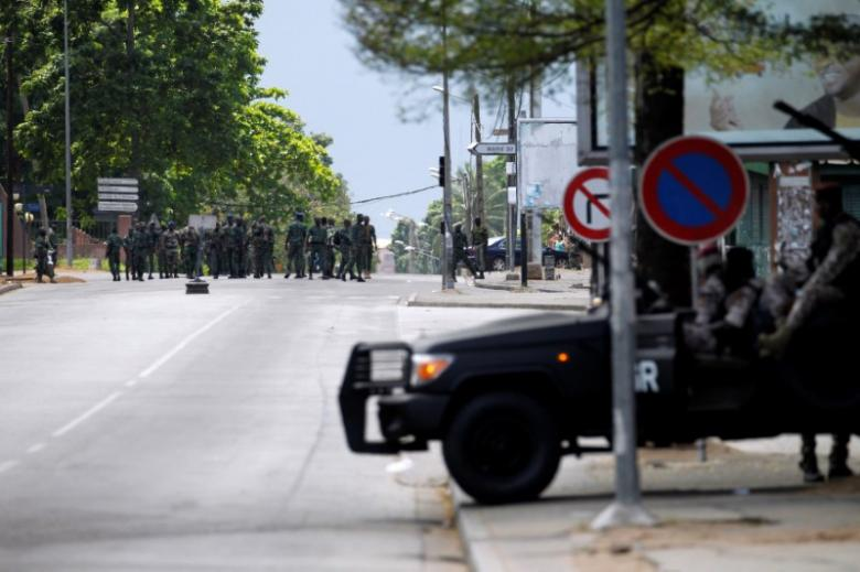 Gunmen Attack Military Bases in Ivory Coast Cities Abidjan, Korhogo