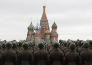 "Russia Red Square""- Reuters"