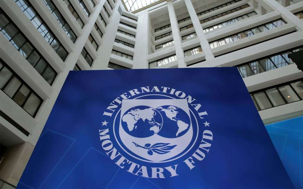 IMF Sees Firmer Global Economic Recovery