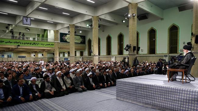 Khamenei Back to Politicizing Hajj
