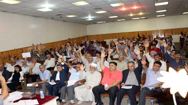 Kurds Annex Arab Areas to 'Federal System'