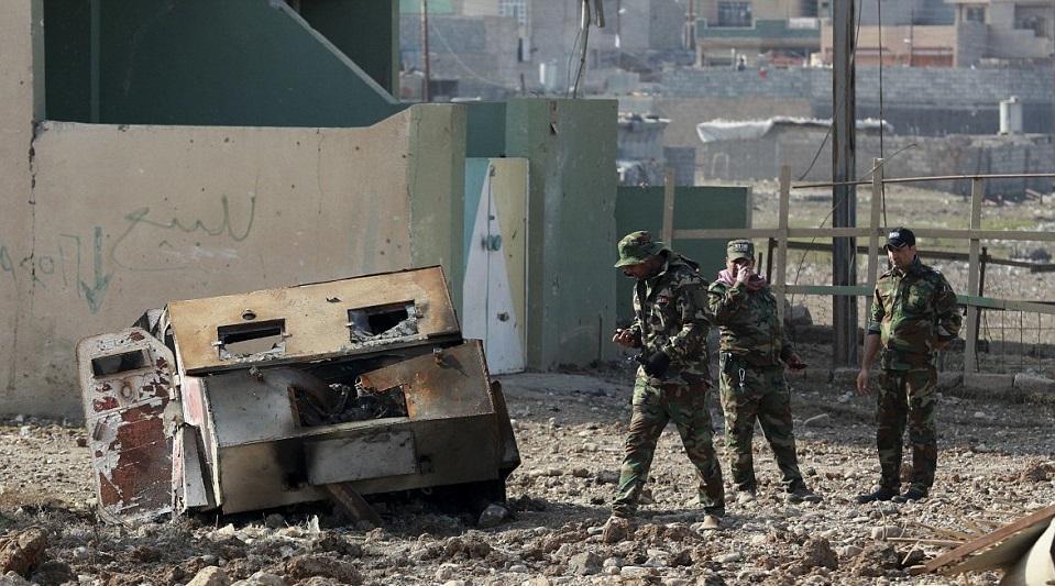 Booby-traps Plague North Iraq, Targeting Returning Civilians