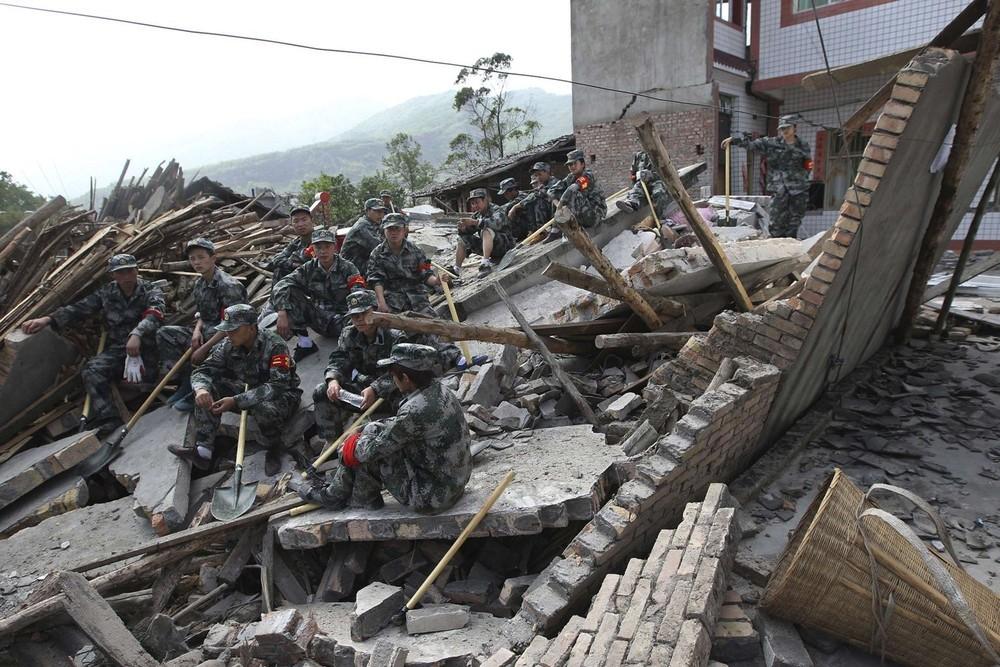 Earthquake Rocks China's Sichuan