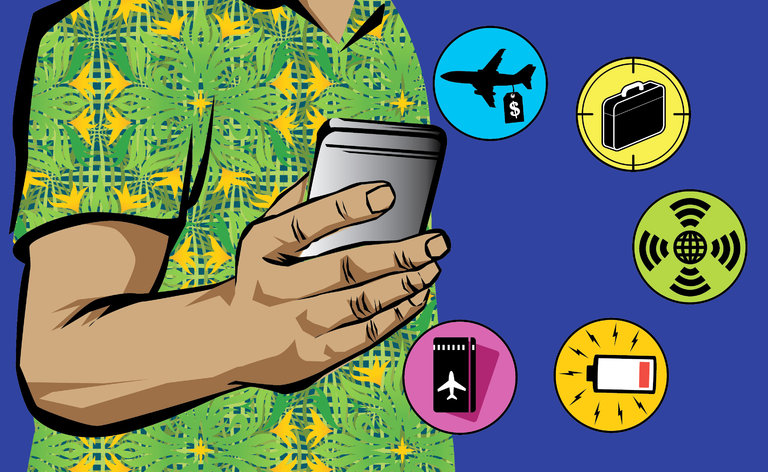 How Tech Can Ease Your Summer Travel