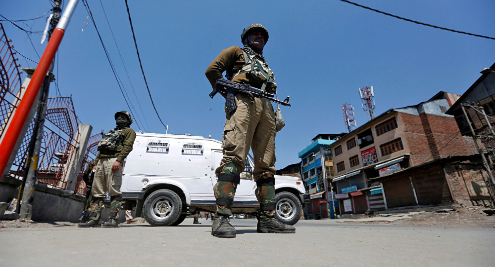 Eight Indian Policemen Killed in Year's Deadliest Kashmir Attack