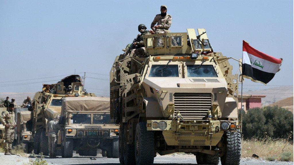 Iraqi Forces Attack Tal Afar, Make Gains