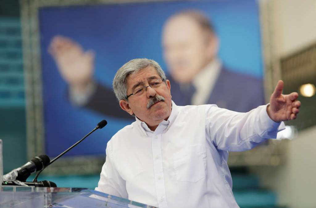 Algeria Replaces PM Tebboune with Ouyahia