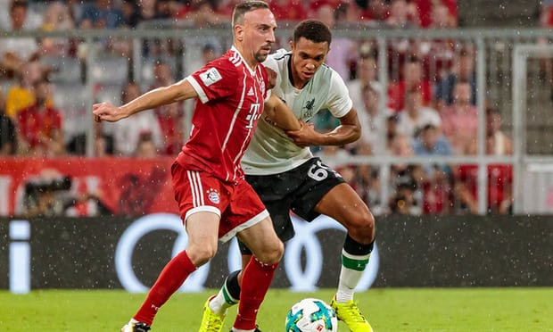 Trent Alexander-Arnold Fears No One in Bid to Be a Big Name at Liverpool
