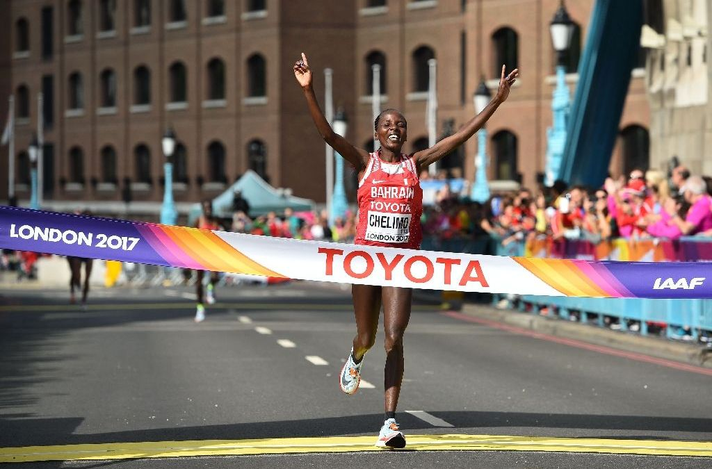 Bahrain's Rose Chelimo Earns Arabs' First Gold at Athletics World Championships