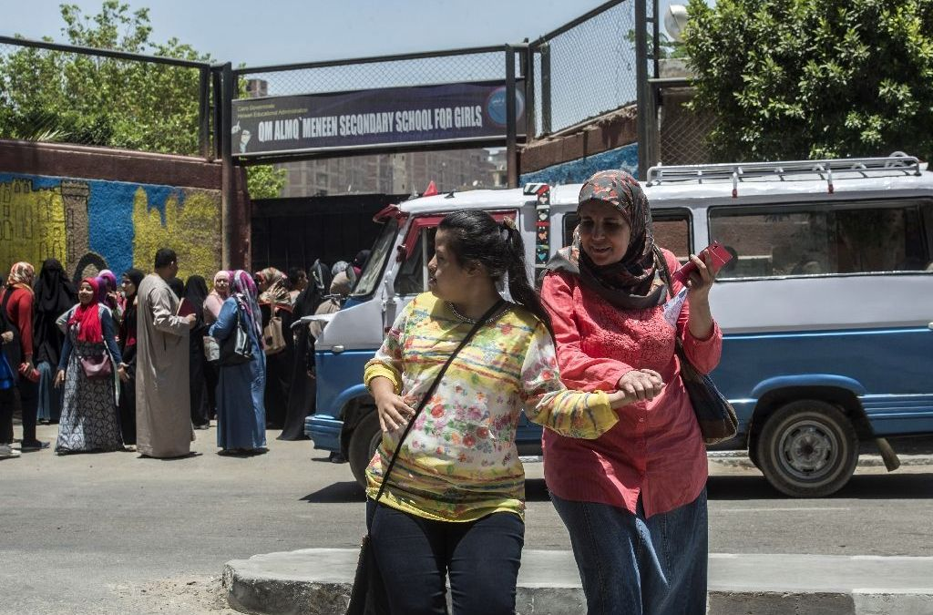 Egypt Activists Challenge Mental Disability Stigma