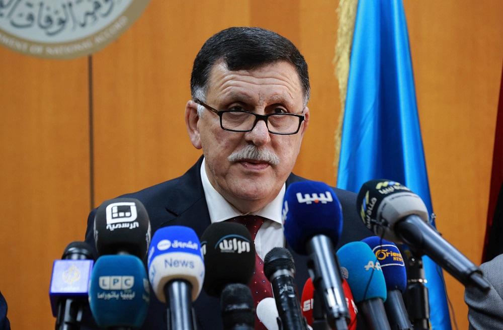 Sarraj Presents New Political Plan to Tunisian President