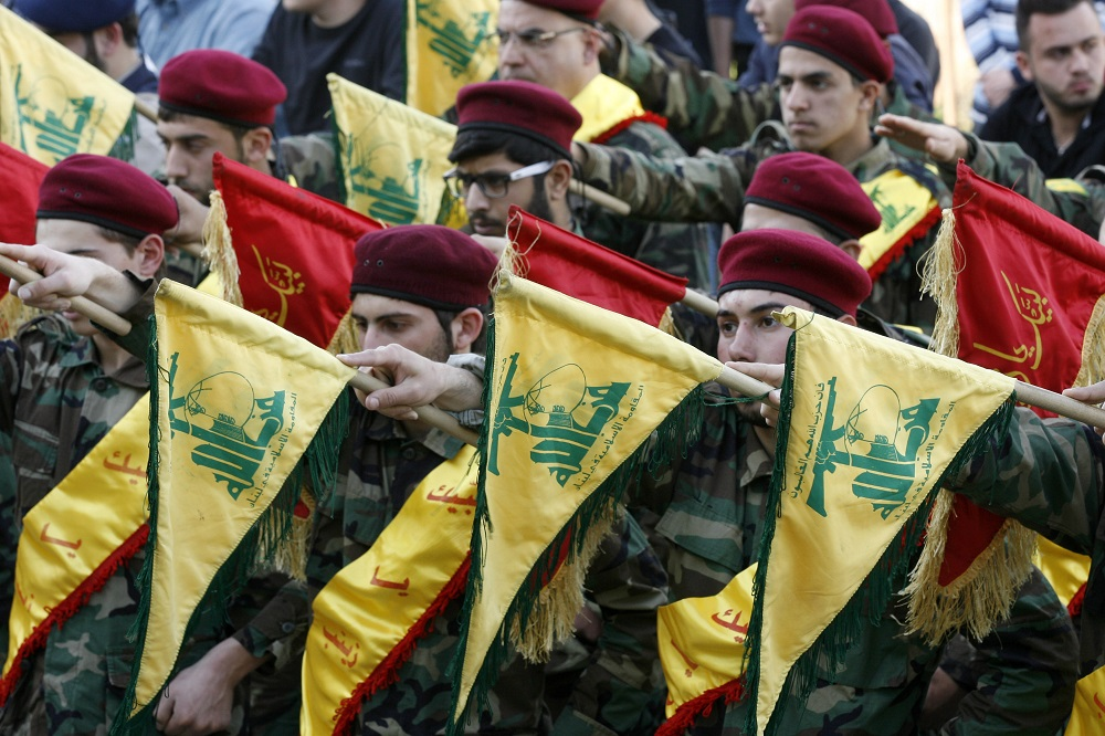 Iran Out to Remake Mideast With Arab Enforcer: 'Hezbollah'