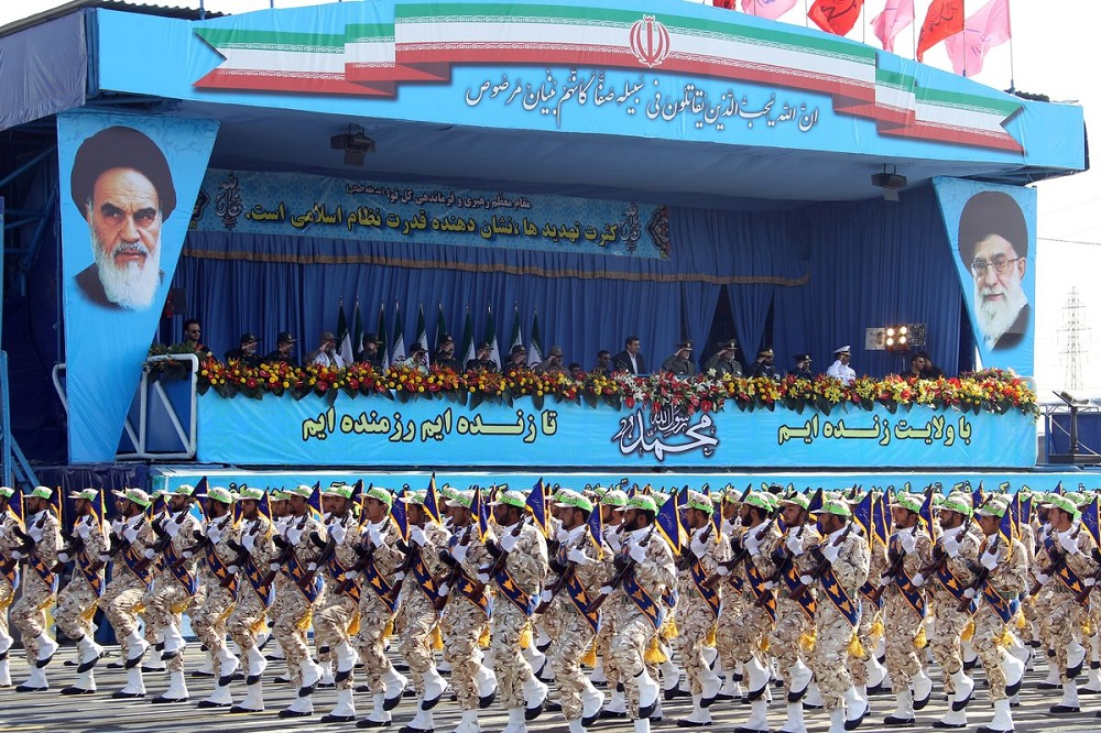 Iranian Revolutionary Guards: No Joint Military Operations with Turkey
