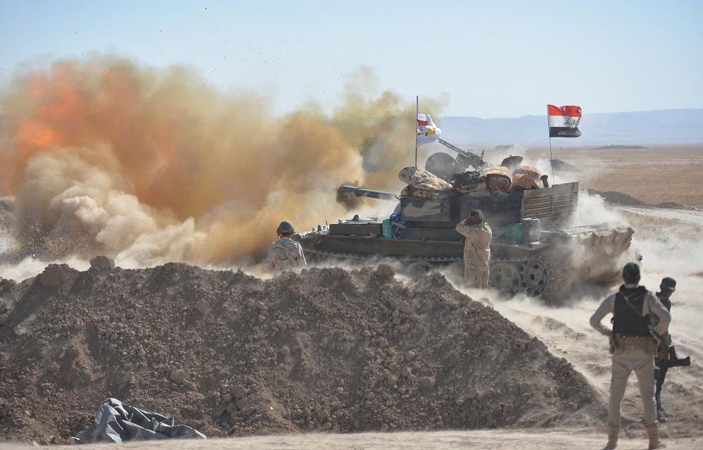 Iraqi Forces Breach Tal Afar, Advance on ISIS