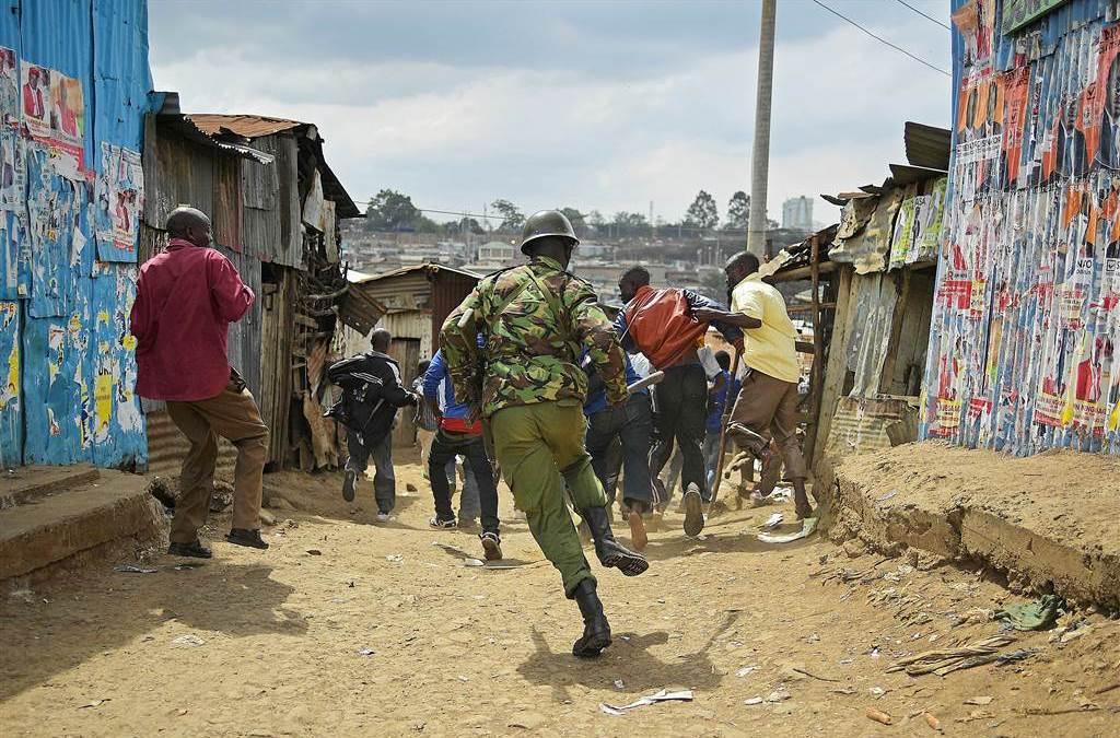 3 Killed in Kenya over Presidential Elections Result