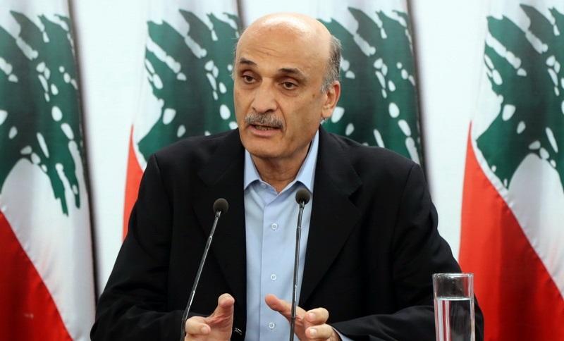 Geagea: 'Hezbollah' is Usurping Lebanon's Decision-Making Power