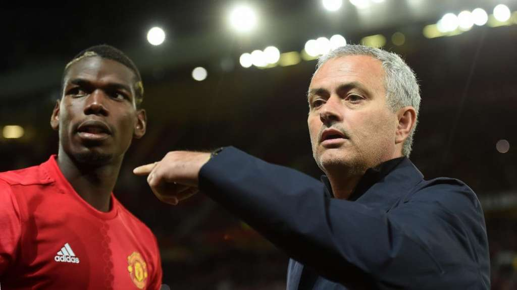 Paul Pogba's Big-Game Experience and Academy Roots Key for Mourinho