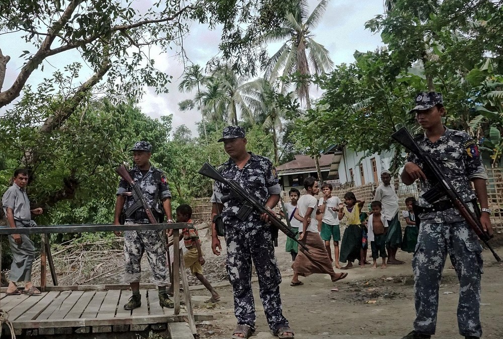 Myanmar Deploys Hundreds of Troops in Rakhine State amid UN Alarm