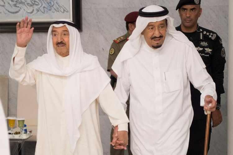 Kuwait Maintains Qatar Crisis Resolution Efforts as Saudi, France Discuss Counter-Terrorism