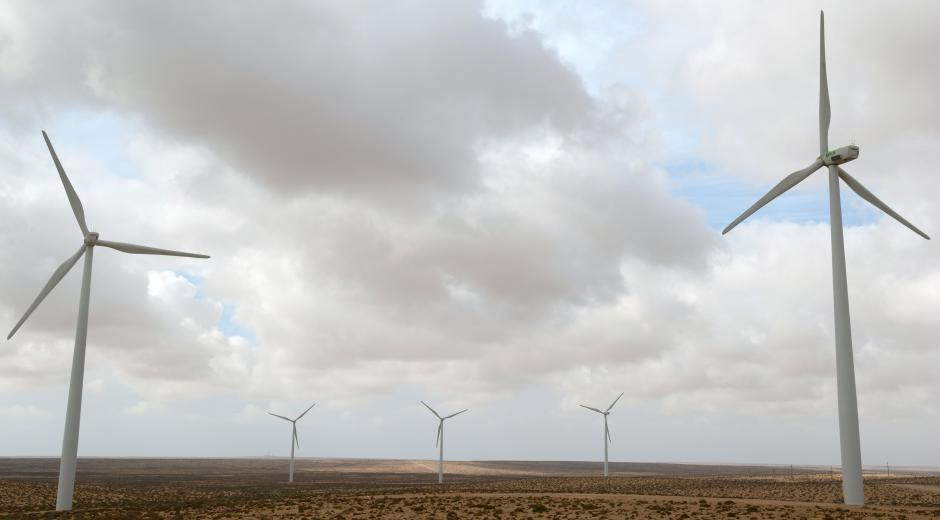 Qualification Applications for Saudi Arabia's First Wind Energy Project