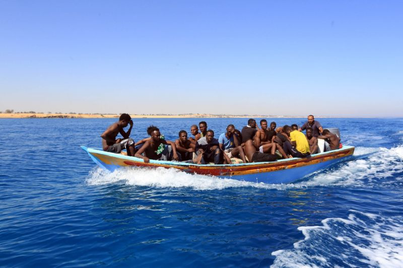 UN Hails 'Very Constructive' Italian Effort to Close Libya Migrant Route