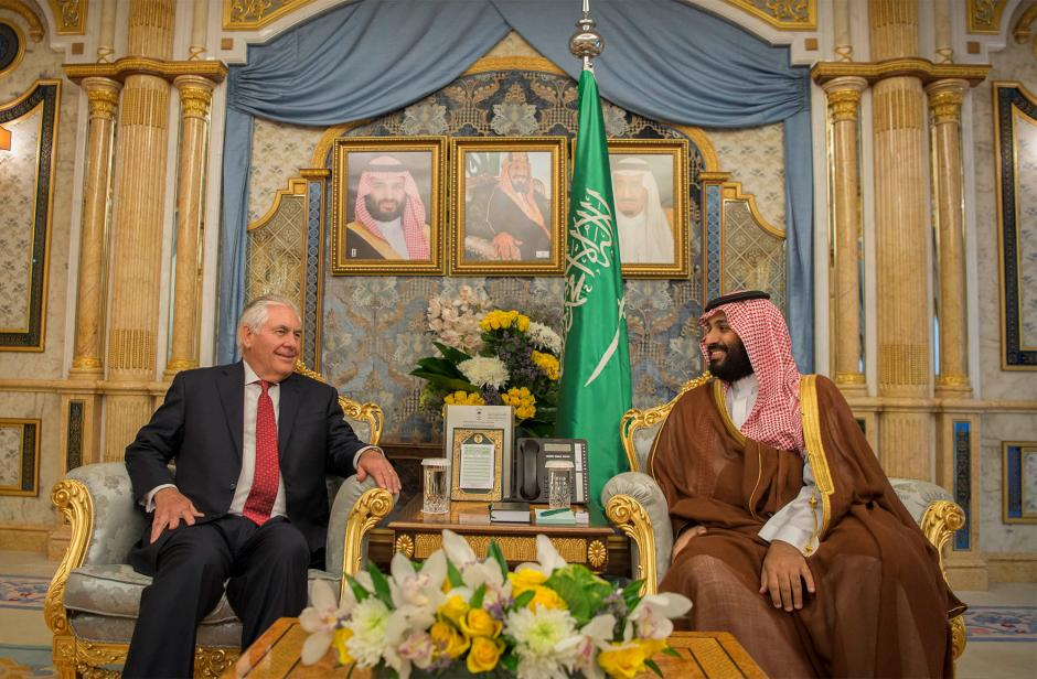 US General Joins Diplomatic Endeavor to Resolve Gulf Crisis