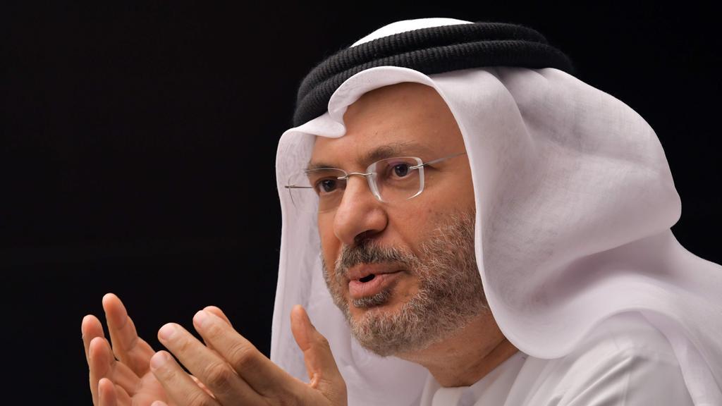 Gargash: Qatar Crisis Will be Resolved Politically