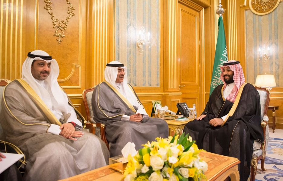 Kuwait Renews Efforts to Resolve Crisis with Qatar