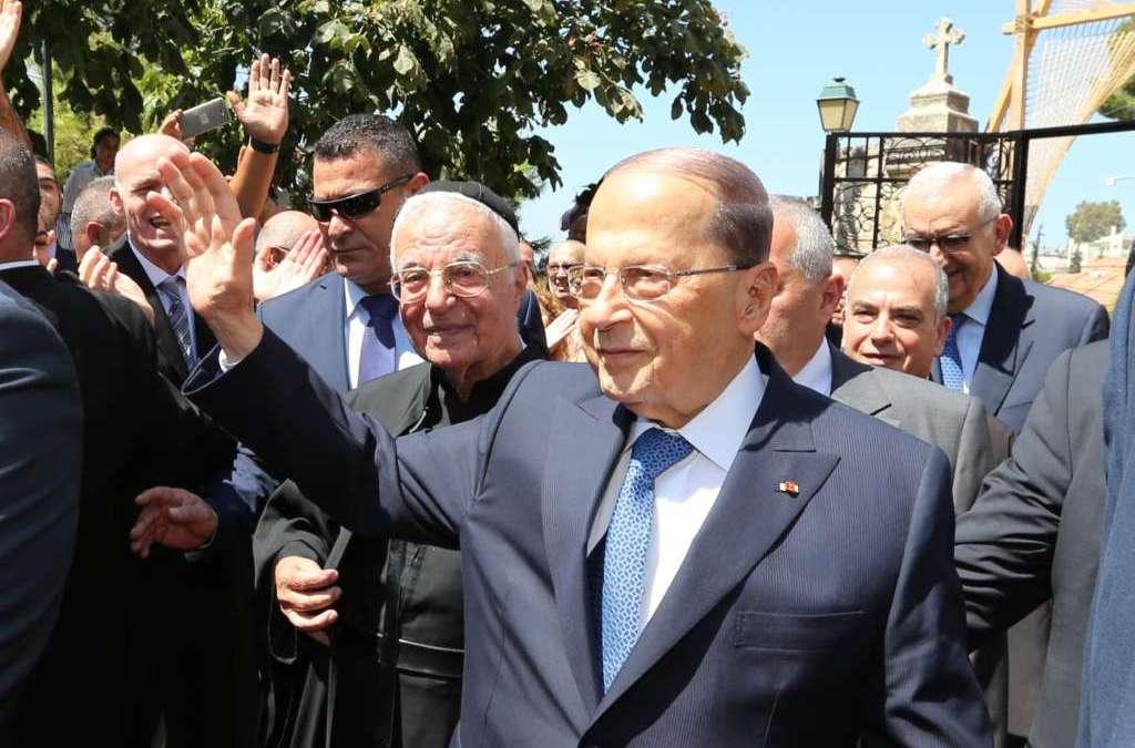 Lebanon: 'Mountain Reconciliation' Anniversary in the Absence of Jumblatt