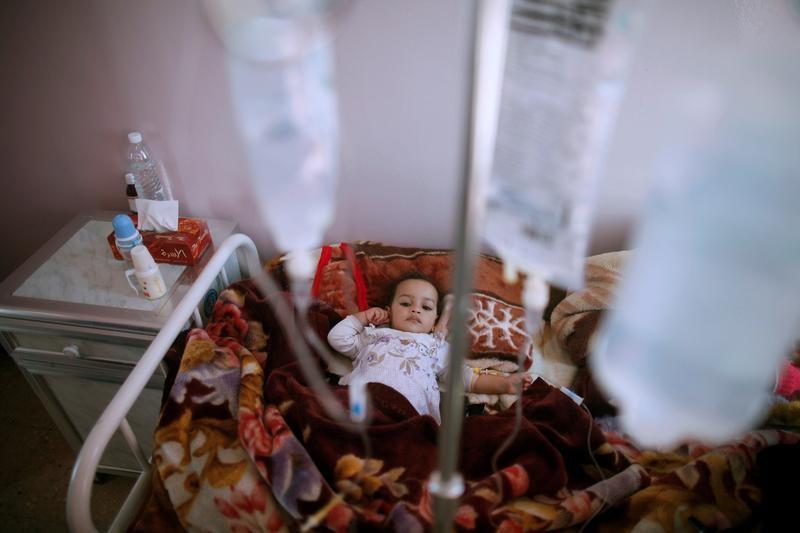 Arab Parliament Speaker Lauds Saudi Efforts Combating Cholera in Yemen