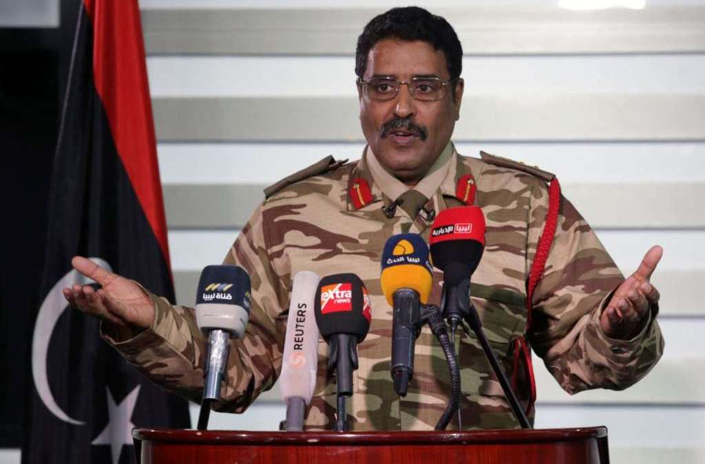 Libya: Haftar Forces Prepare to Deter New Attack on Oil Crescent Area