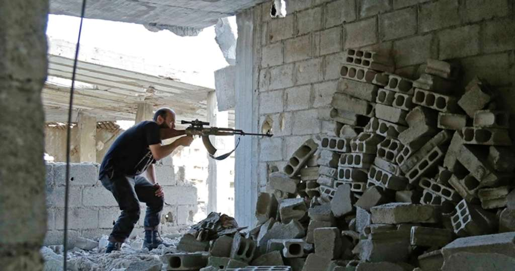 Syria: Faylaq Al-Rahman Joins Ghouta Truce