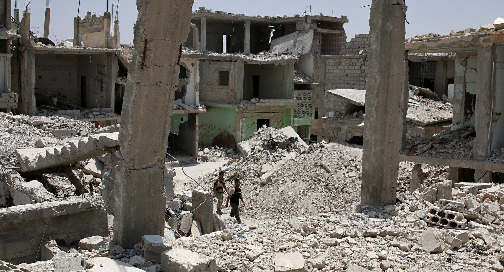 'Homs Truce' Permits One Month to Expel 'Al-Nusra'